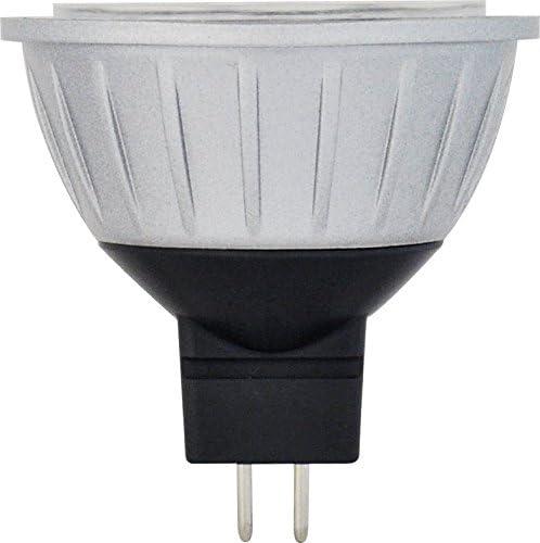 Case of 10 MR16FL10//830//LED MR16 2.5W 3000K Dimmable 40 Degree GU5.3 ProLED Flood Light Bulb Halco 81077
