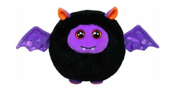 Ty 7138118 Beanie Ballz - Murciélago de peluche en forma de bola (12 cm de diámetro), edición limitada: Amazon.es: Juguetes y juegos