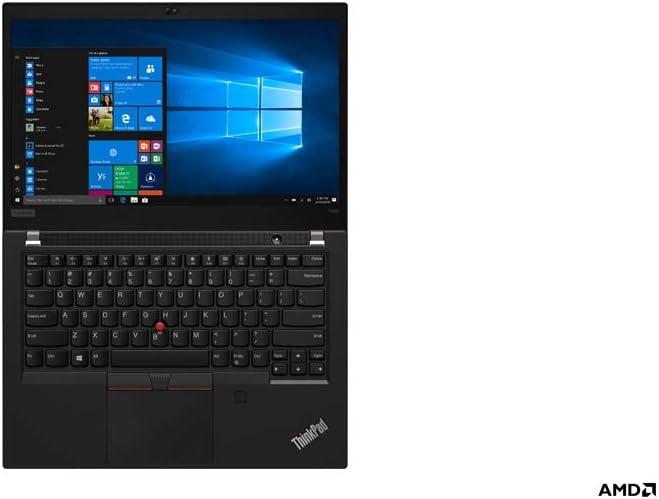 "Lenovo ThinkPad T495 20NJ0004US 14"" Touchscreen Notebook - 1920 X 1080 - Ryzen 5 3500U - 8 GB RAM - 256 GB SSD - Glossy Black - Windows 10 Pro 64-bit - AMD Radeon Vega 8 Graphics - in-Plane SWITC"