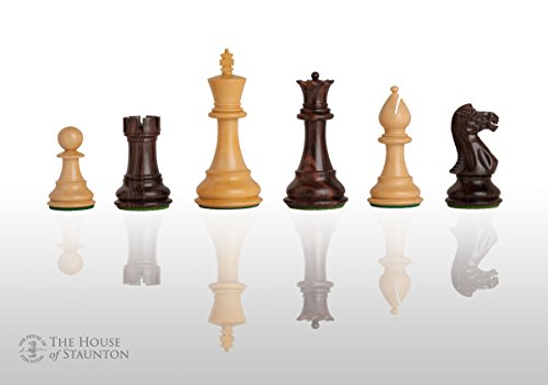 The Classic Series Chess Set - Pieces Only - 4.0