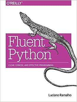 Fluent Python por Luciano Ramalho epub