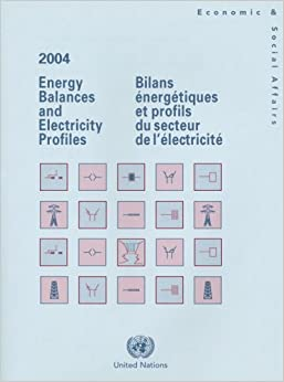 Energy Balances and Electricity Profiles 2004 (Multilingual Edition)