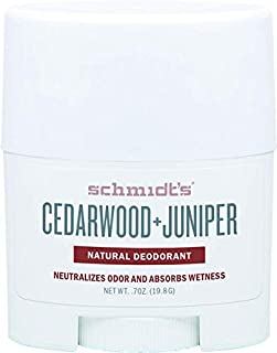 product image for Schmidt's Cedarwood + Juniper Natural Deodorant Stick Travel Size 0.7 oz / 19.8 g