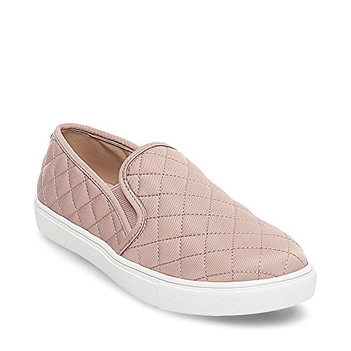 Steve Madden Women's Ecntrcqt Fashion Sneaker, Blush, 9 M US