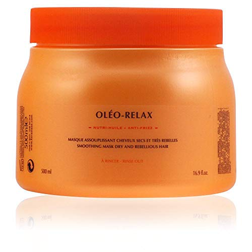 - Nutritive Oleo Relax Masque Unisex Hair Mask by Kerastase, 16.9-Ounce