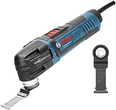 Bosch Professional 0601237001 Multicortadora, 300 W, 230 V, Azul
