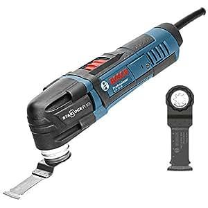 Bosch Professional 601237001 Multicortadora, 300 W, 240 V, Azul