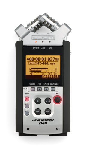 Great Recorder Bass (Zoom H4N Handy Portable Digital Recorder - 2009 Version)