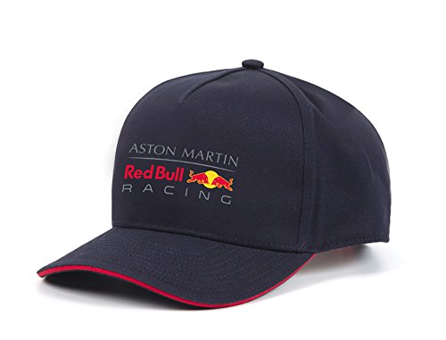Red Bull Racing Hat - Red Bull Racing Formula 1 Aston Martin Blue Classic Hat