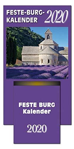 Feste-Burg-Abreißkalender 2020: Tägliche Andachten und Gebete