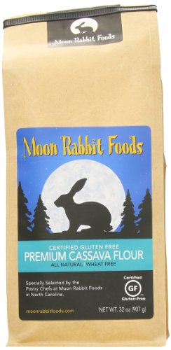 (Moon Rabbit Premium Cassava Flour, 32 Ounce)