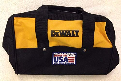 - De-Walt Heavy Duty Ballistic Nylon Contractor Tool Bag 13-Inch
