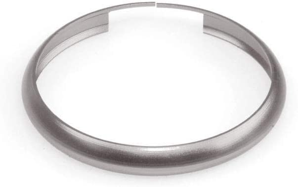 Oldbones Alumnium Smart Key Fob Ring Rim Trim Cover Replacement For Mini Cooper In Green
