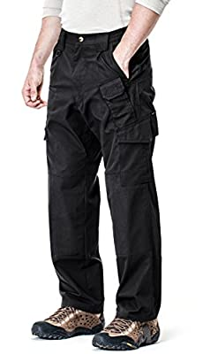 CQR Men's Tactical Pants Lightweight Assault Cargo TLP-101/102/103