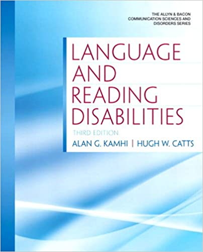 Amazon language and reading disabilities allyn bacon amazon language and reading disabilities allyn bacon communication sciences and disorders ebook alan g kamhi hugh w catts kindle store fandeluxe Images
