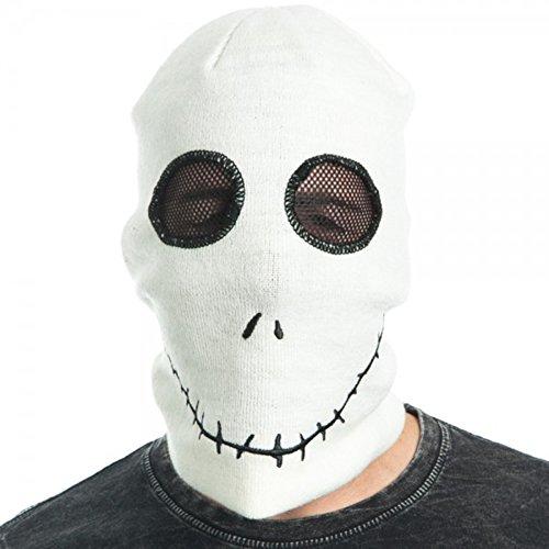 [Official Nightmare Before Christmas Jack Ski Mask] (Jack Skellington Mask)