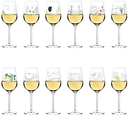 RITZENHOFF 3010008 - Copa de Vino Blanco, Color Multicolor