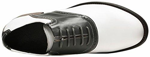 Grey lite Shoes Sadie Leather U Oxford Womens Saddle Classic 1p8Oqw
