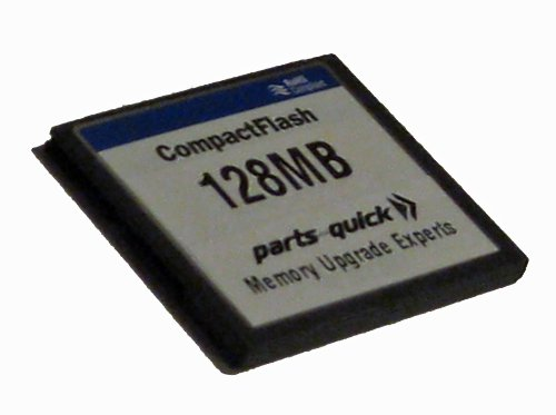 128MB Compact Flash Memory for Cisco 2800 2801 2811 2821 2851 Series Router. Equivalent to Cisco MEM2800-128CF= (PARTS-QUICK) ()