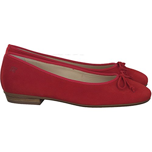 Flats Ballet 3102 512 Paul Women's Green Red qwU8UP4a