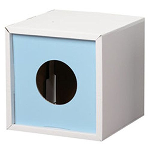 Cardboard Corrugated Scratcher Blue TTB 4