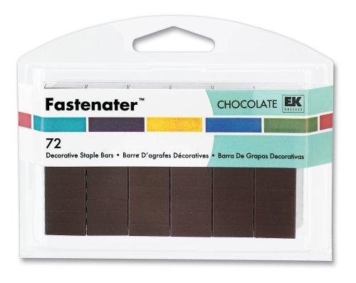 EK Success Fastenater Chocolate Staple Bars Value -