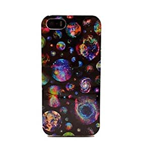 HP DFThe Universe Planet Pattern TPU Soft Case for iPhone 5/5S