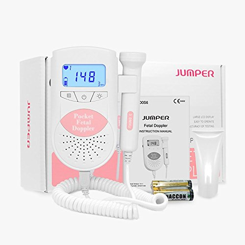 Baby Monitor Doppler with Gel Jumper ADS-BD-001