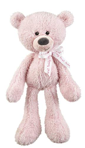 - Ganz My First Teddy Bear ~ Perfect for Baby Shower or Gift (Pink)
