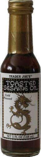 Trader Joe's Toasted Sesame Oil (2 Pack)