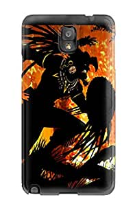 Hot Premium Tpu Warrior Cover Skin For Galaxy Note 3