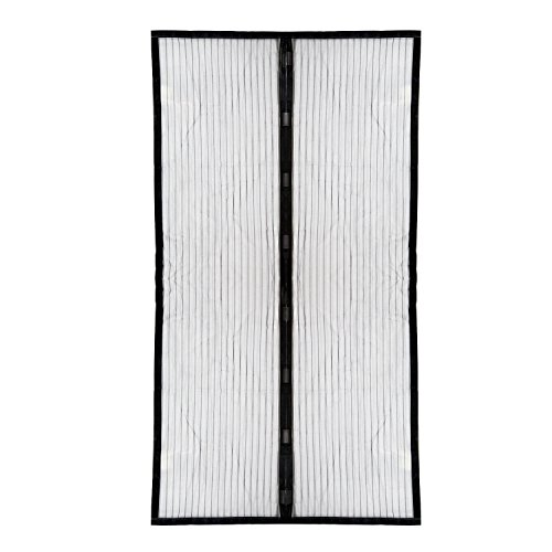 Instant Mesh Screen Door Magnetic Hands Free Bug Net Mosquito Fly Pet cockroach , New! Magic Mesh Hands Free Instant Screen Door Kit Keep fresh air in and bugs out! Easy install, Set up in Seconds