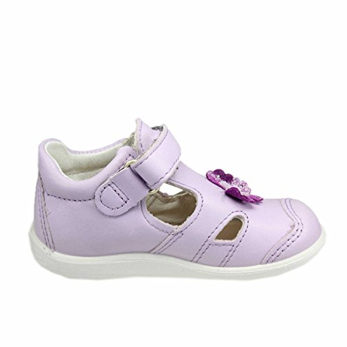 Ricosta Mädchen Edine Geschlossene Ballerinas Violett (Lilac)