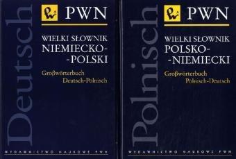 Großwörterbuch Deutsch-Polnisch/Polnisch-Deutsch