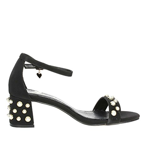 Braccialini B2068 Sandal Women Black qU19auE