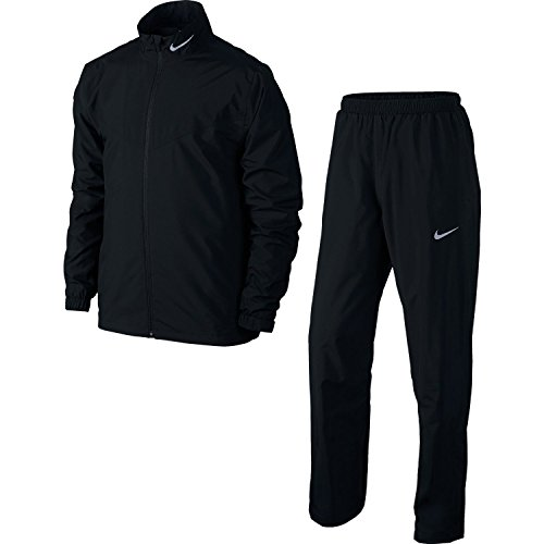 Nike Golf Storm-FIT Rainsuit (Black, (Golf Rainsuit)
