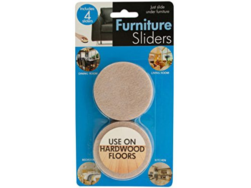 Large Furniture Sliders Set - Pack of 60