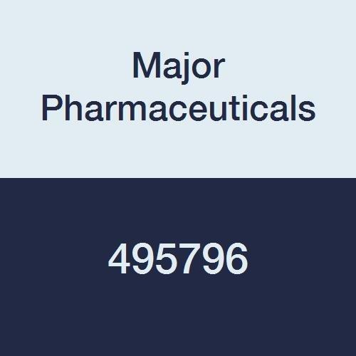 Major Pharmaceuticals 495796 Colace Docusate Sodium Stool Softener Caplet, 100 mg, 1000 Caplets