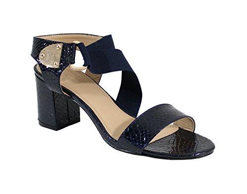 By Shoes - Sandalias para Mujer Navy