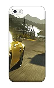 Fashion Tpu Case For Iphone 5/5s- Mercedes Amg Gt Defender Case Cover
