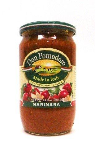(Don Pomodoro Traditional Marinara Sauce 24.3 oz)