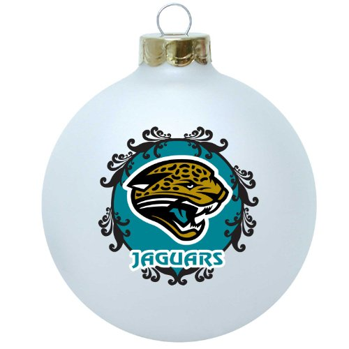 NFL Jacksonville Jaguars Large Collectible Ornament