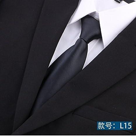 GENTLEE TIE Los hombres de negocios negros trajes de boda boda ...