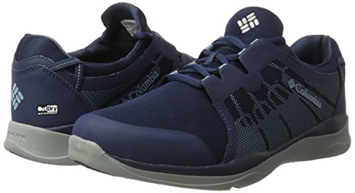 Pictures of Columbia Men's ATS Trail LF92 Outdry 1756481 Collegiate Navy, Storm 4
