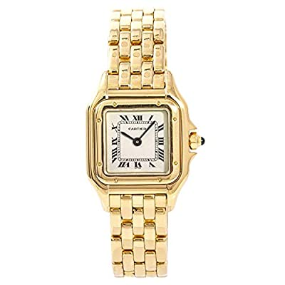 Cartier Panthere de Cartier Quartz Female Watch 8057917 (Certified Pre-Owned) from Cartier