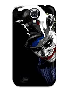 For Galaxy S4 Premium Tpu Case Cover The Joker Protective Case