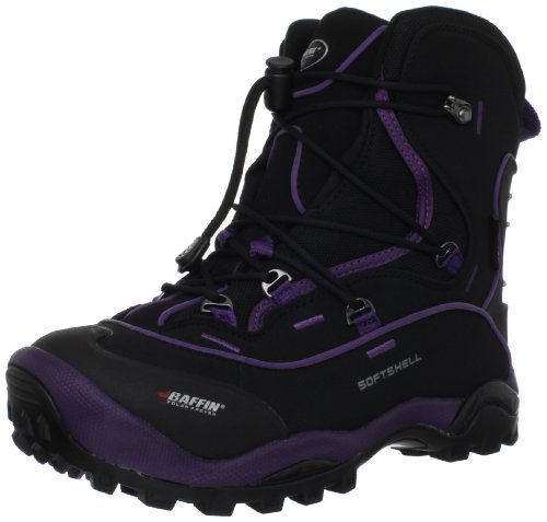 ort Hiking Boot,Black/Plum,7 M US ()