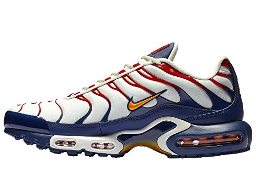 University Basse Max Plus NIKE Air Uomo Sail Navy Midnight Multicolore Ginnastica 001 Gold Scarpe da x1vYqR1w
