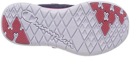 Champion Low Cut Shoe Alpha Cloud G PS, Zapatillas de Running Unisex Niños Blau (Navy / Royal Blue BS517)