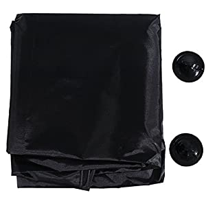 "Car Windshield Snow Cover-Universal Smart Windshield Cover for Ice and Snow Frost Winter 4 Seasons Waterproof Windshield Protector for Fits Most Car, SUV, Truck, Van with 59""x 28"""